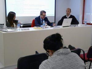 Conferencia sobre la Ley de Protección de Datos en Castellón